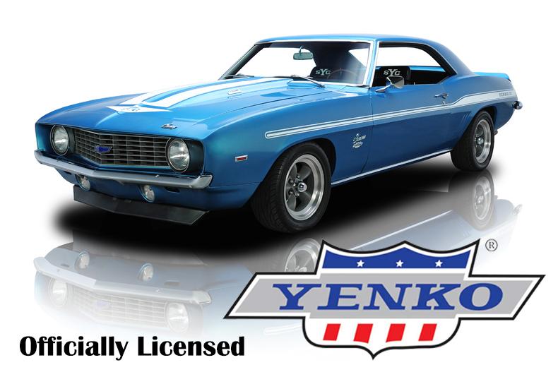 Filming Underway On Brand New Muscle Car Yenko Camaro Which Will